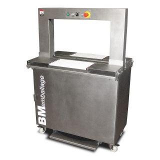 Cercleuse automatique B30 INOX 316L